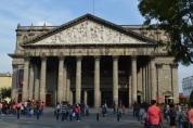 Teatro Degollado, Guadalajara, Jalisco. (Foto: Dainerys Machado)