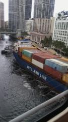 Rumbo al puerto